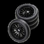 Полиуретановые колеса для коляски