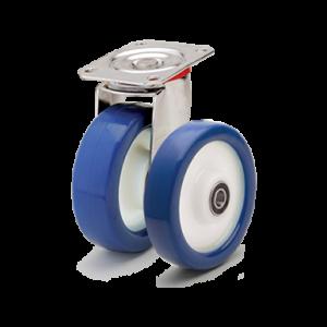 Полиуретановые колеса для тележек