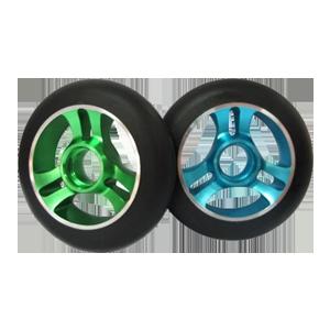Полиуретановые колеса на ролики