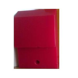Скребок полиуретановый для конвейера