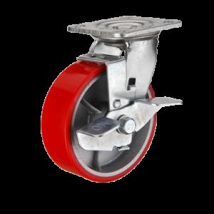 Промышленное колесо поворотное